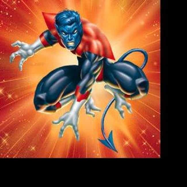 Nightcrawler is listed (or ranked) 13 on the list The Top 15 Marvel Heroes