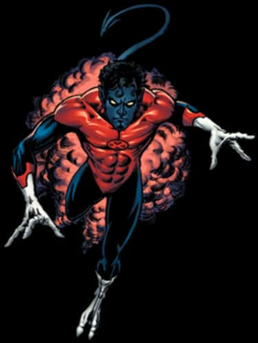 Nightcrawler is listed (or ranked) 1 on the list The Best Superheroes With The Power OfTeleportation