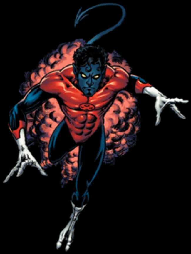 Nightcrawler is listed (or ranked) 2 on the list The Best Superheroes With The Power Of Teleportation