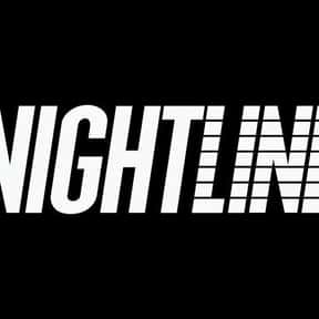 Nightline is listed (or ranked) 11 on the list The Best Talk Shows of the '80s