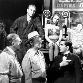 Nightmare Alley is listed (or ranked) 17 on the list The Greatest Classic Noir Movies, Ranked