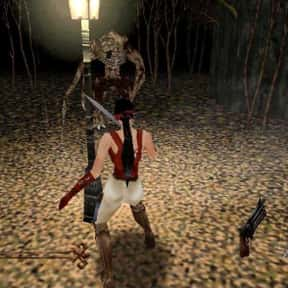 Nightmare Creatures is listed (or ranked) 21 on the list The Best Werewolf Video Games of All Time