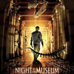Night at the Museum is listed (or ranked) 9 on the list The Best Ever Robin Williams Movies