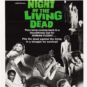 Night of the Living Dead is listed (or ranked) 2 on the list The Best Zombie Movies of All Time