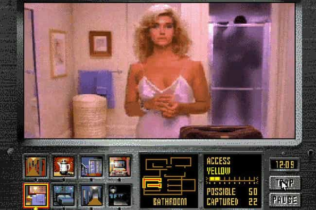 Night Trap is listed (or ranked) 4 on the list Most Controversial Video Games That Have Ever Been Released
