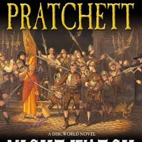 Night Watch is listed (or ranked) 2 on the list The Best Terry Pratchett Books