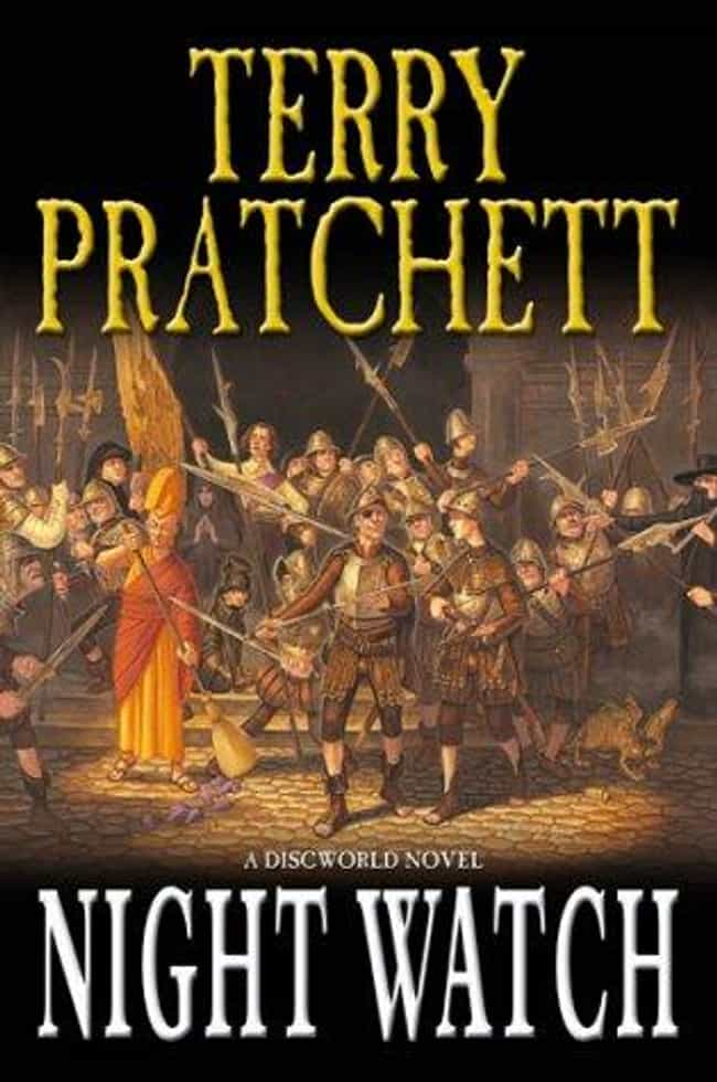 Night Watch is listed (or ranked) 4 on the list My Top 20 Terry Pratchett Books