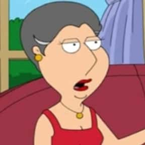 Barbara Pewterschmidt is listed (or ranked) 16 on the list Fictional Characters Named Barbara