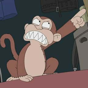 The Evil Monkey is listed (or ranked) 23 on the list The Best Family Guy Characters of All Time