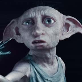 Dobby the House Elf is listed (or ranked) 5 on the list The Saddest Deaths in Kids Movies
