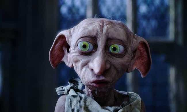 Dobby the House Elf is listed (or ranked) 4 on the list Which Harry Potter Character Are You, According To Your Zodiac Sign?