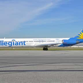 Allegiant Travel Co. is listed (or ranked) 2 on the list The Best Small Public Companies In America