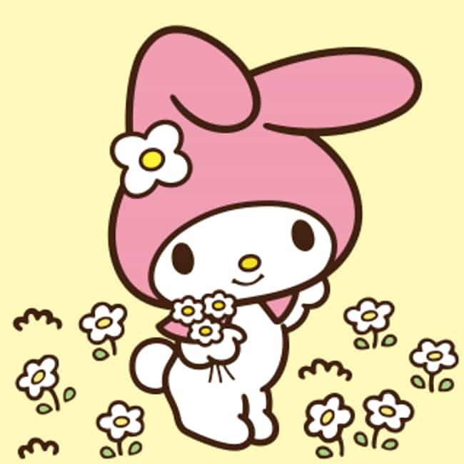 Melody is listed (or ranked) 4 on the list Which Sanrio Character Are You Based On Your Zodiac?
