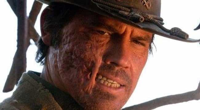 Jonah Hex is listed (or ranked) 5 on the list Comic Book Movies That Took Themselves Way Too Seriously