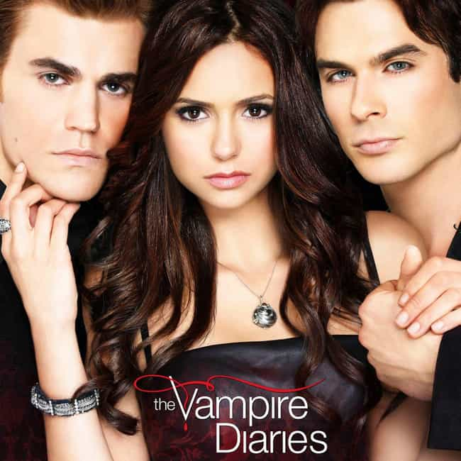 The Vampire Diaries is listed (or ranked) 2 on the list TV Shows with the Hottest Casts