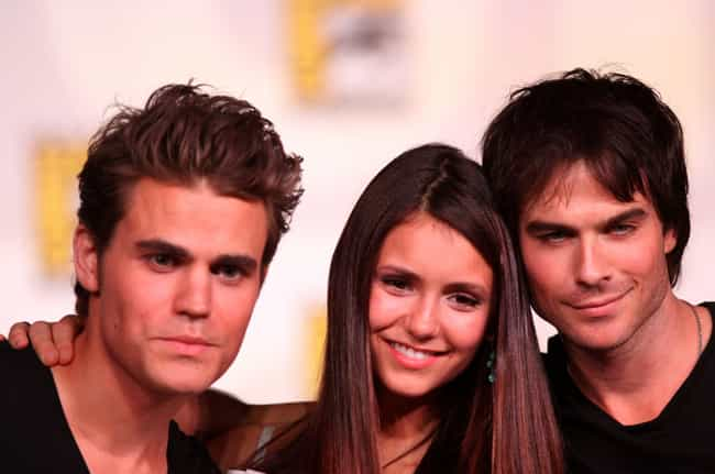 The Vampire Diaries is listed (or ranked) 7 on the list 15 TV Shows That Tried To Keep Going After Major Characters Took Off