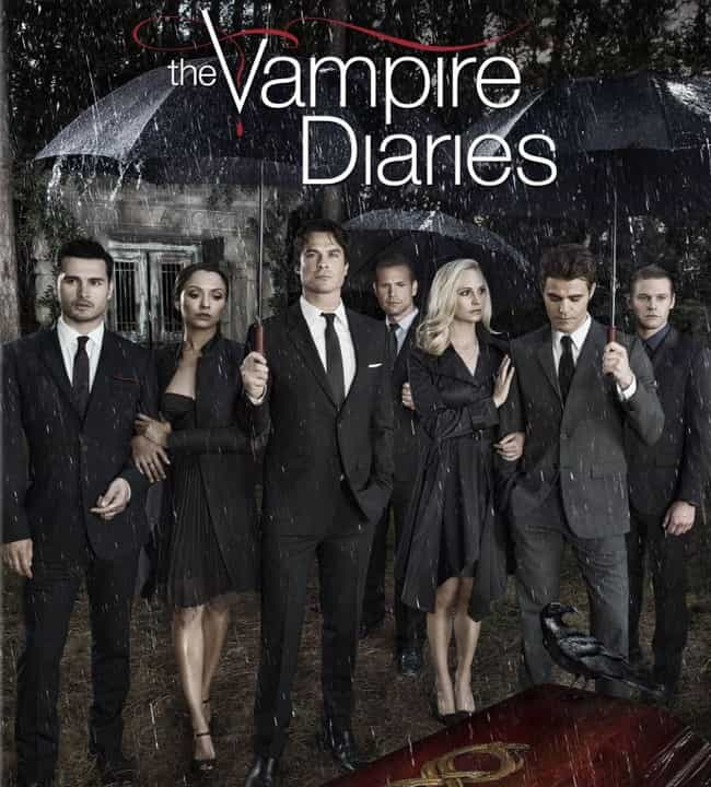 The Vampire Diaries is listed (or ranked) 2 on the list All The CW Shows On Netflix