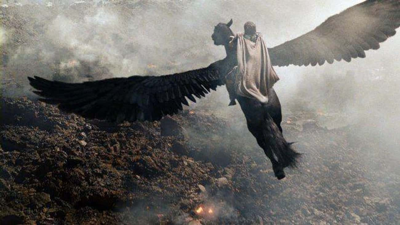 'Clash Of The Titans' (2010) - is listed (or ranked) 4 on the list Great Special Effects In Otherwise Terrible Movies