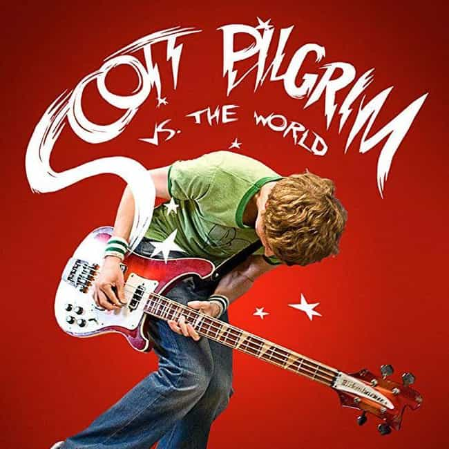 Scott Pilgrim vs. the World is listed (or ranked) 3 on the list The Most Colorful Movies Ever Made