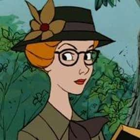 Anita Radcliffe is listed (or ranked) 4 on the list List of One Hundred And One Dalmatians Characters