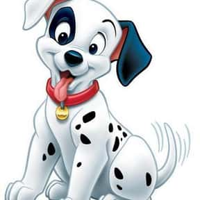 Patch is listed (or ranked) 7 on the list List of One Hundred And One Dalmatians Characters
