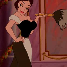 Babette is listed (or ranked) 8 on the list List of Beauty And The Beast Characters