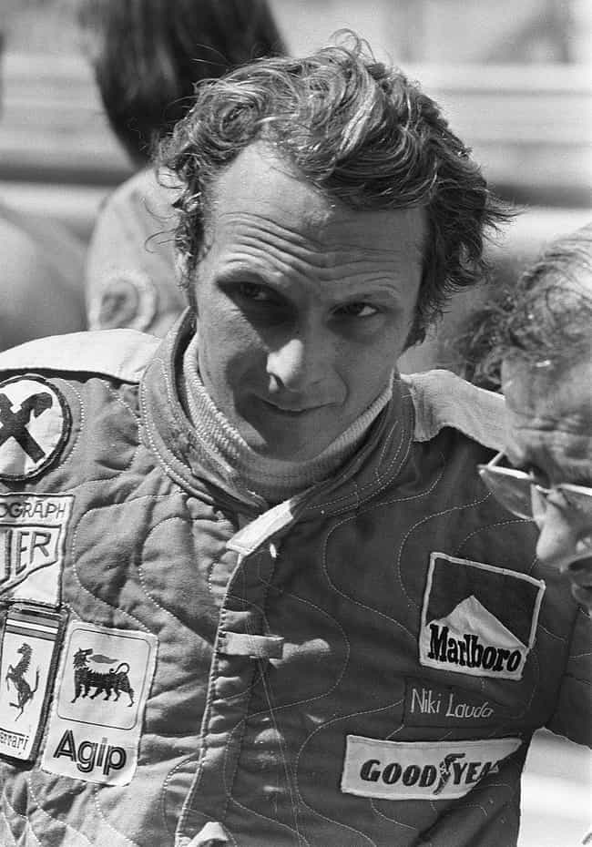 Niki Lauda is listed (or ranked) 1 on the list Celebrities Who Died in 2019