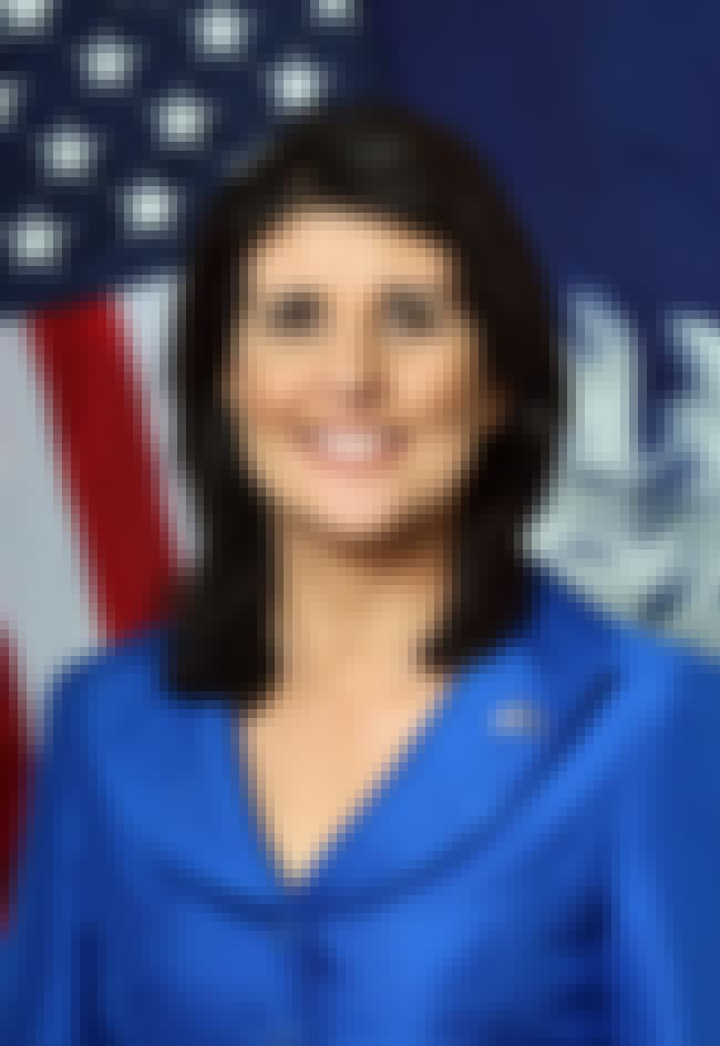 Nikki Haley is listed (or ranked) 50 on the list Everyone Who Has Been Fired Or Resigned From The Trump Administration So Far