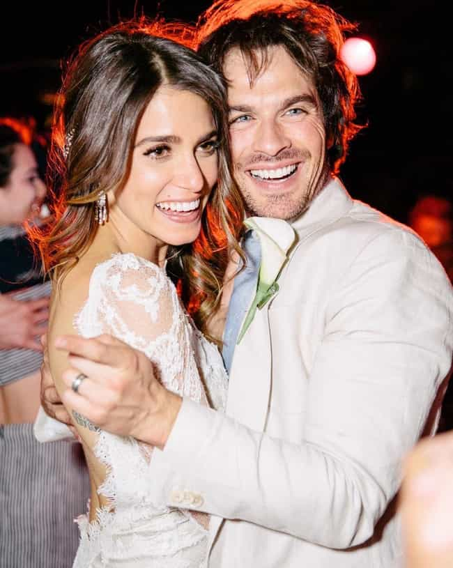 Nikki Reed is listed (or ranked) 1 on the list Ian Somerhalder Loves and