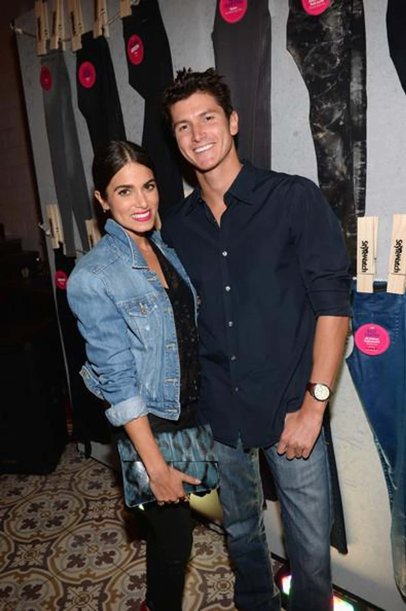 Nikki Reed And Her Brother, Na is listed (or ranked) 4 on the list Celebrities Who Have Even Hotter Siblings
