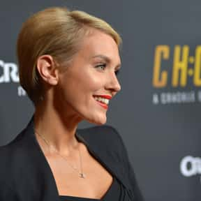 Nicky Whelan is listed (or ranked) 9 on the list Famous People Named Nick & Nicholas