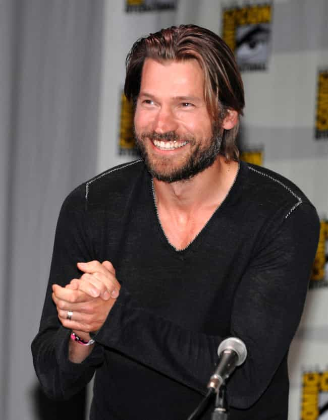 Nikolaj Coster-Waldau is listed (or ranked) 1 on the list The Hottest Guys on Game of Thrones