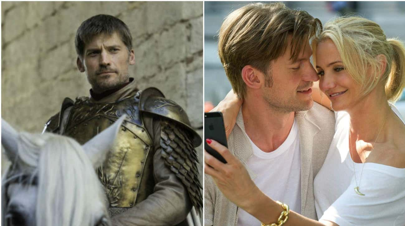 Nikolaj Coster-Waldau - The Ot is listed (or ranked) 2 on the list Game of Thrones Actors Who Have Been in Romcoms