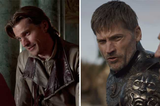 Nikolaj Coster-Waldau is listed (or ranked) 2 on the list How the Cast of Game of Thrones Aged from the First to Last Season