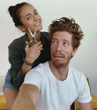 Nina Dobrev is listed (or ranked) 1 on the list Shaun White Loves and Hookups