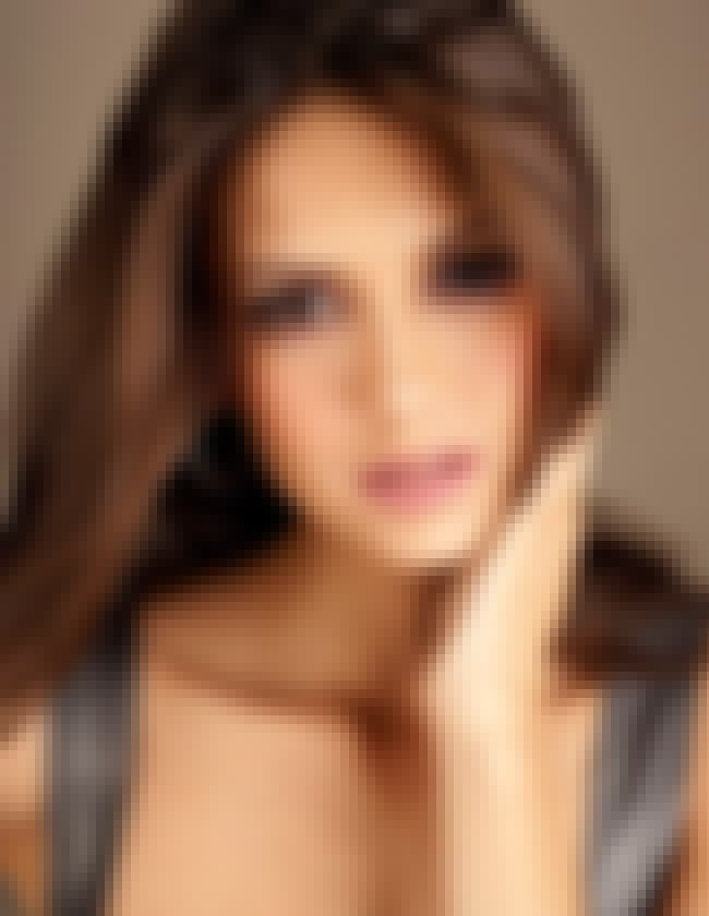 Nina Dobrev is listed (or ranked) 1 on the list The Darkside: 50 Hottest Dark Haired Women With Dark Eyes