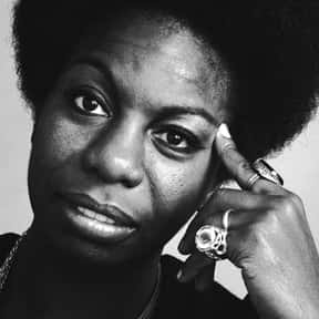 Nina Simone is listed (or ranked) 11 on the list The Best Female Vocalists Ever