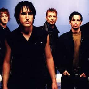 Nine Inch Nails is listed (or ranked) 14 on the list The Greatest Musical Artists of the '90s