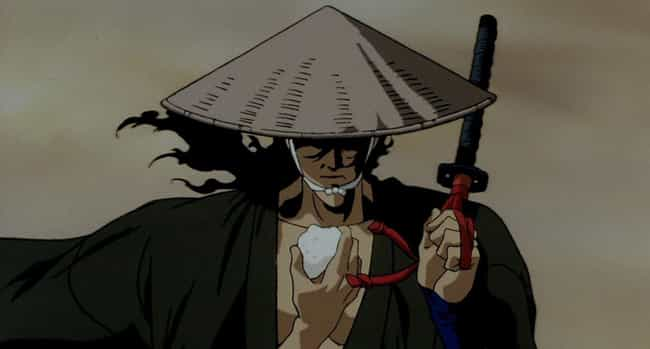 Ninja Scroll is listed (or ranked) 3 on the list The Best Anime Like Berserk
