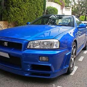 Nissan Skyline R34 GTR is listed (or ranked) 13 on the list The Ultimate Dream Garage