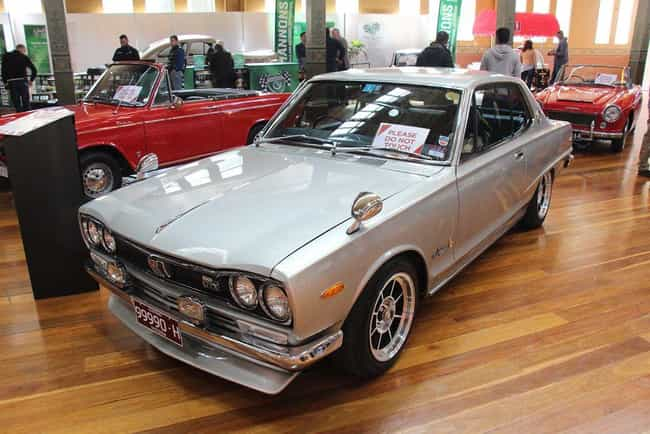 Nissan Skyline GT-R is listed (or ranked) 2 on the list The Best Classic Japanese Cars Of All Time