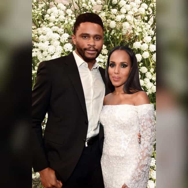 Nnamdi Asomugha is listed (or ranked) 1 on the list Every Man Kerry Washington Has Dated