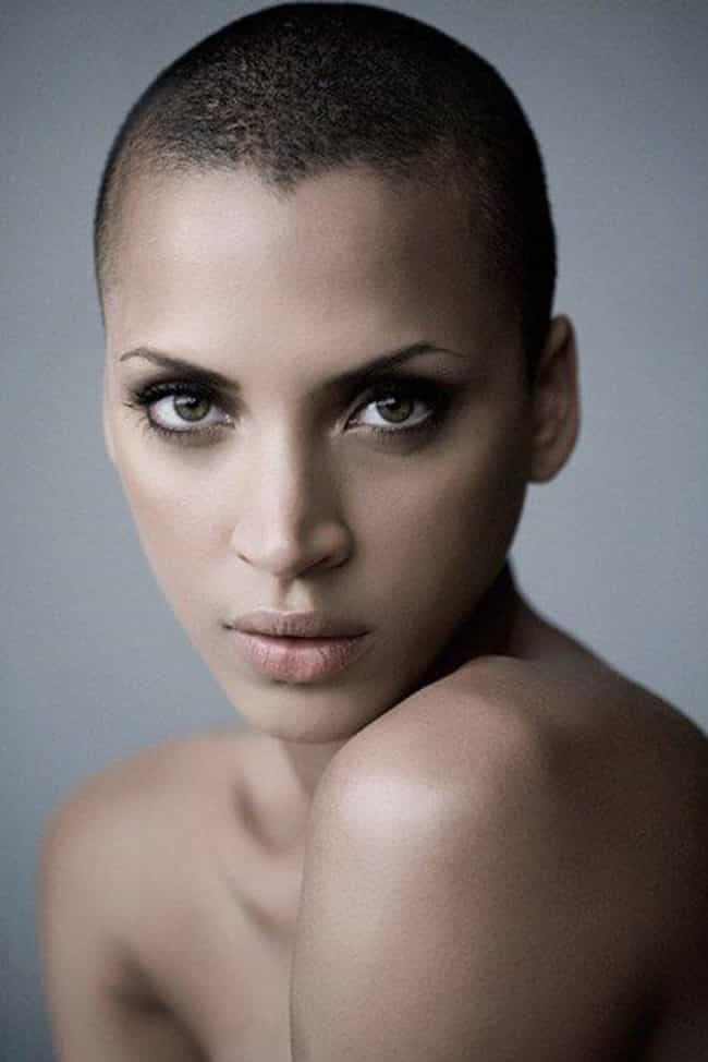 Noémie Lenoir is listed (or ranked) 2 on the list Beautiful Celebrity Women Who Shaved Their Heads