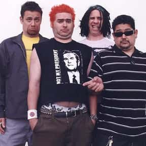 NOFX is listed (or ranked) 4 on the list The Best Skate Punk Bands