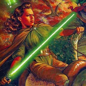 Nomi Sunrider is listed (or ranked) 24 on the list My Top 30 Star Wars Expanded Universe Characters