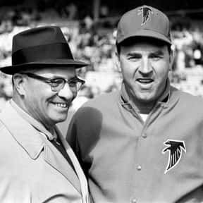Norb Hecker is listed (or ranked) 13 on the list The Best Atlanta Falcons Coaches of All Time