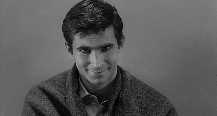1960: Norman Bates - 'Psycho'
