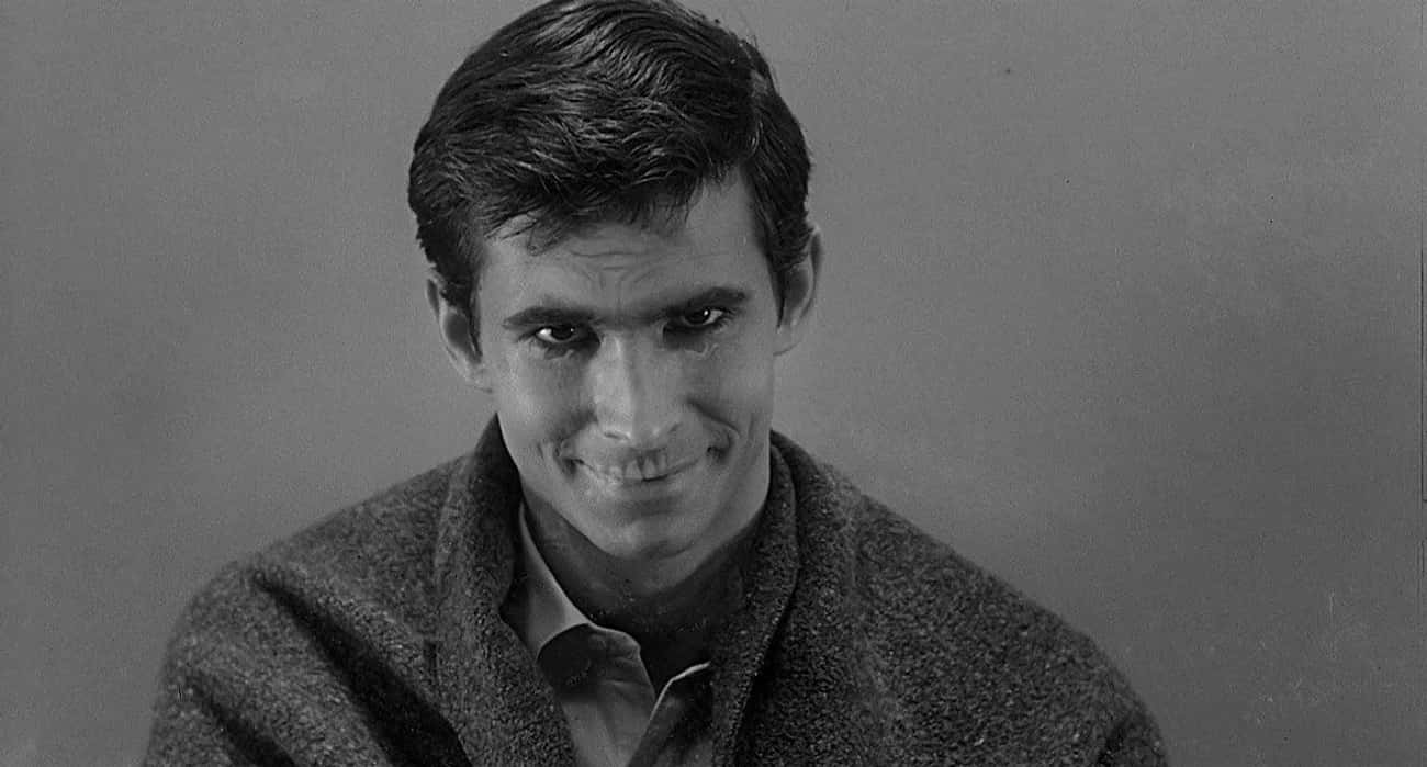 1960: Norman Bates - 'Psycho' is listed (or ranked) 1 on the list Who Was The Signature Movie Villain The Year You Were Born?
