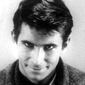 Norman Bates is listed (or ranked) 22 on the list The Best Movie Characters Of All Time