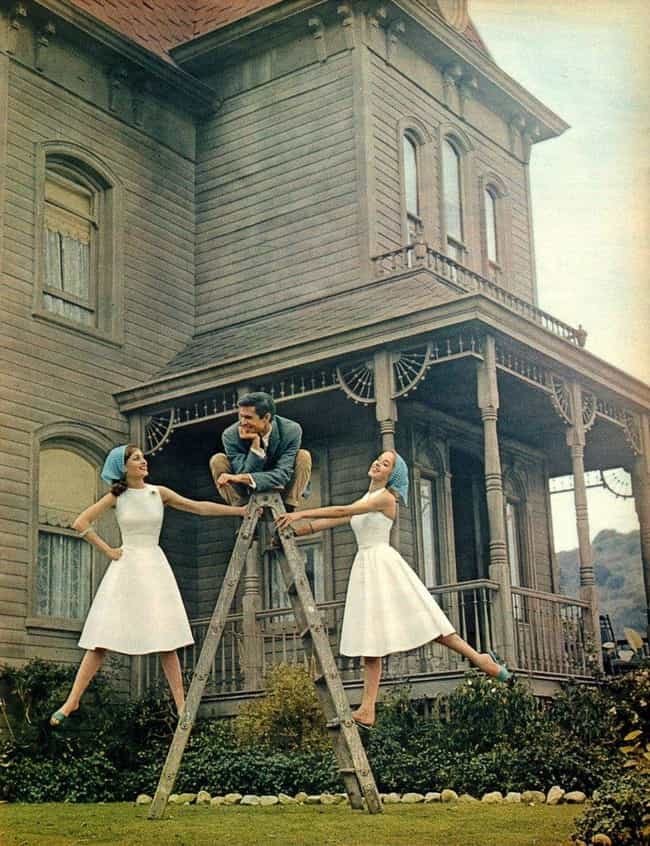 Norman Bates is listed (or ranked) 4 on the list 53 Behind The Scenes Photos Of Movie Villains